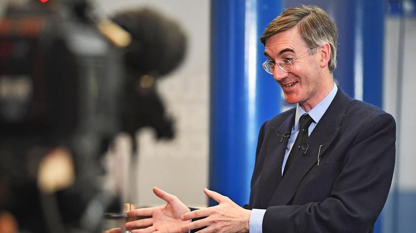 Tory-Parteitag: Zwei Männer gegen May