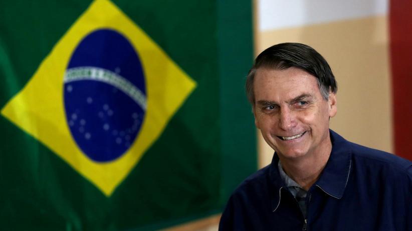 Brasilien: Jair Bolsonaro liegt in Umfragen vorne