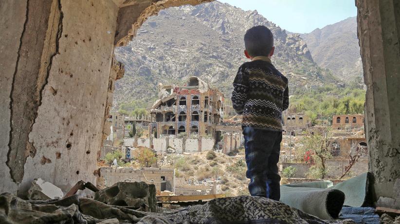 Jemen: Krieg hinter dem Schleier der Empörung