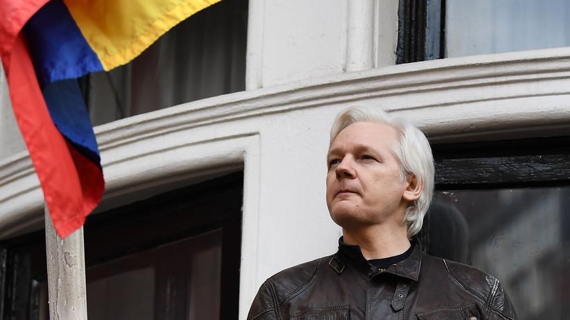 Wikileaks-Gründer: Julian Assange will Ecuador verklagen