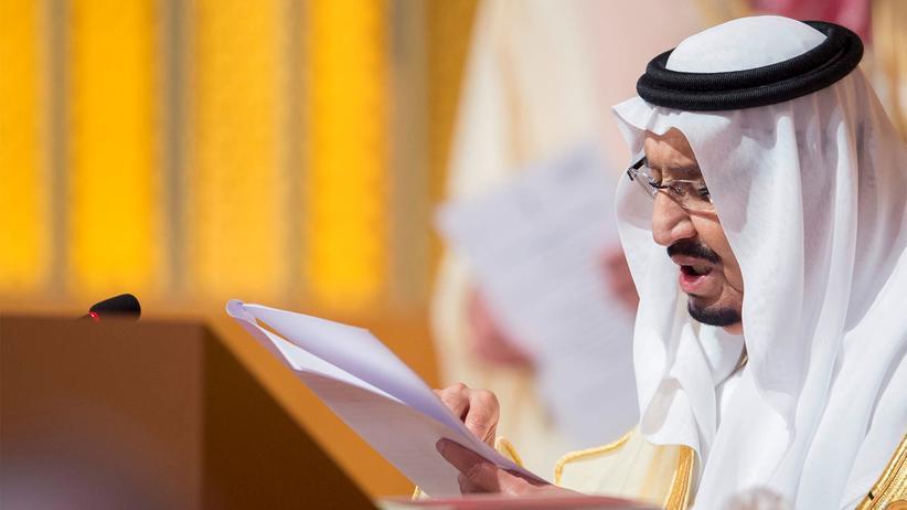 Dschamal Chaschukdschi : Saudi-Arabien will sich gegen Sanktionen wehren