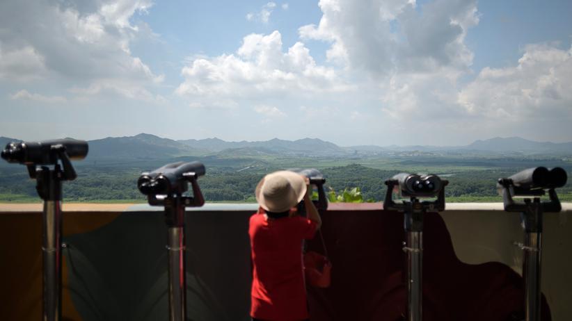 Abrüstung: Nord- und Südkorea räumen Landminen an gemeinsamer Grenze