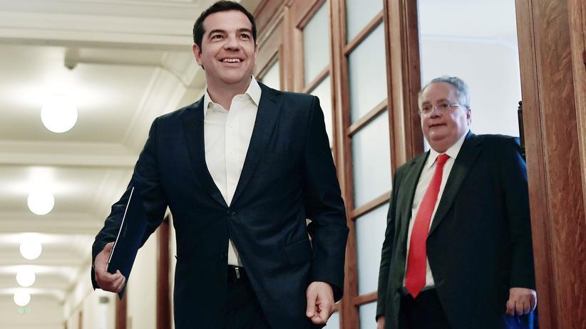 Mazedonienstreit: Griechischer Außenminister zurückgetreten