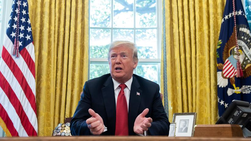 Migration: Donald Trump will Zentralamerika-Staaten Hilfen kürzen