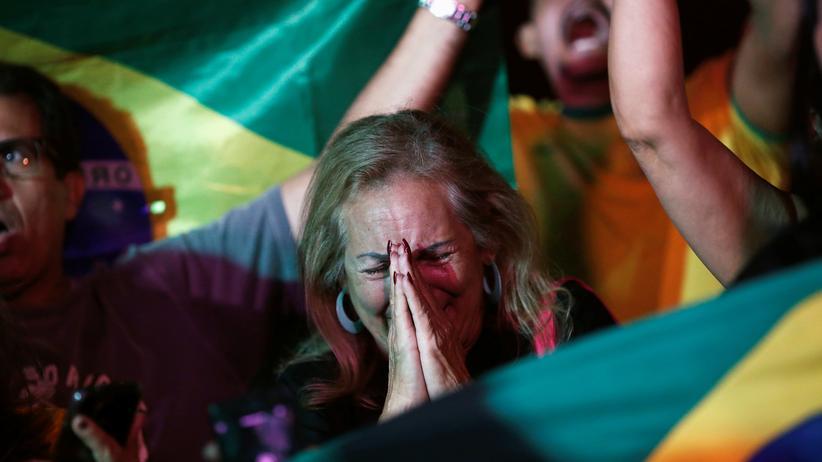 Präsidentschaftswahlen: Selbstzerstörung auf Brasilianisch