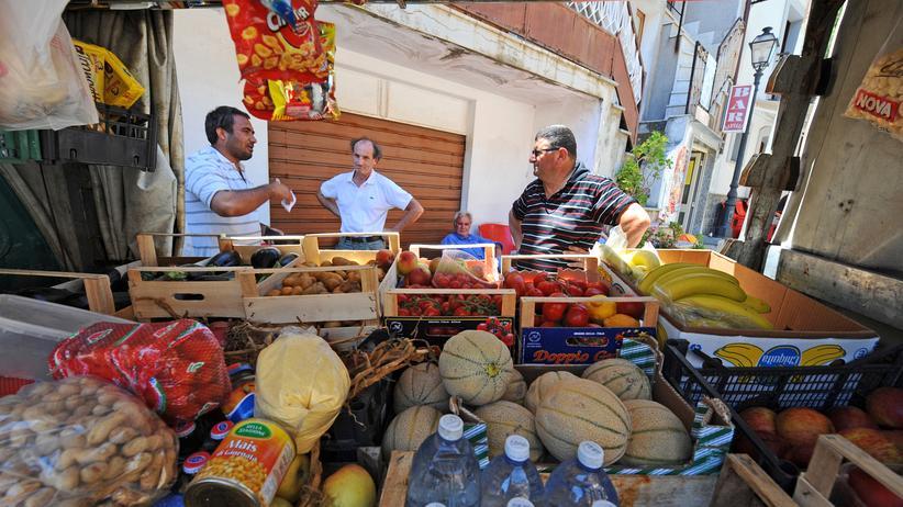Italien: Bewohner des süditalienischen Küstenorts Riace