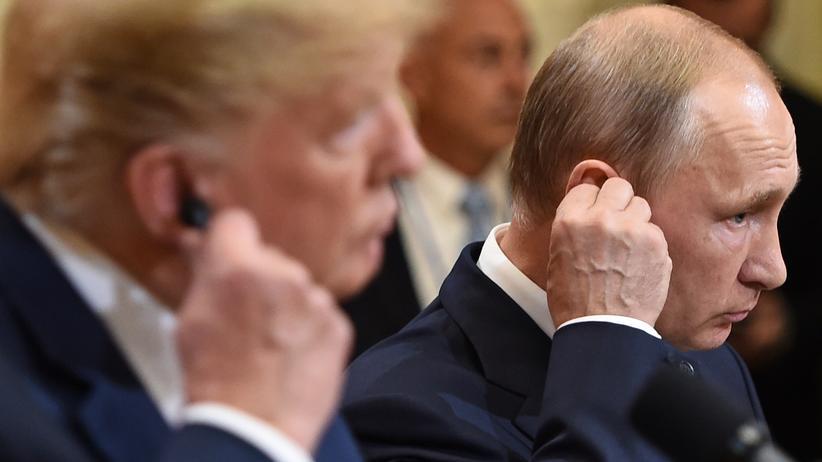 Russland: Nato wirft Russland Vertragsbruch vor