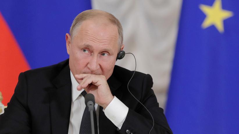 Russland: Wladimir Putin