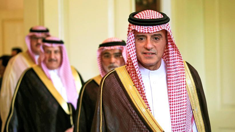 Jamal Khashoggi: Der saudi-arabische Außenminister Adel al-Dschubeir bei einer Reise nach Indonesien im Oktober 2018