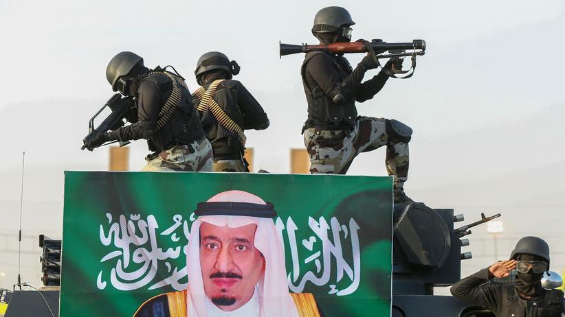 Saudi-Arabien: Guter Kunde