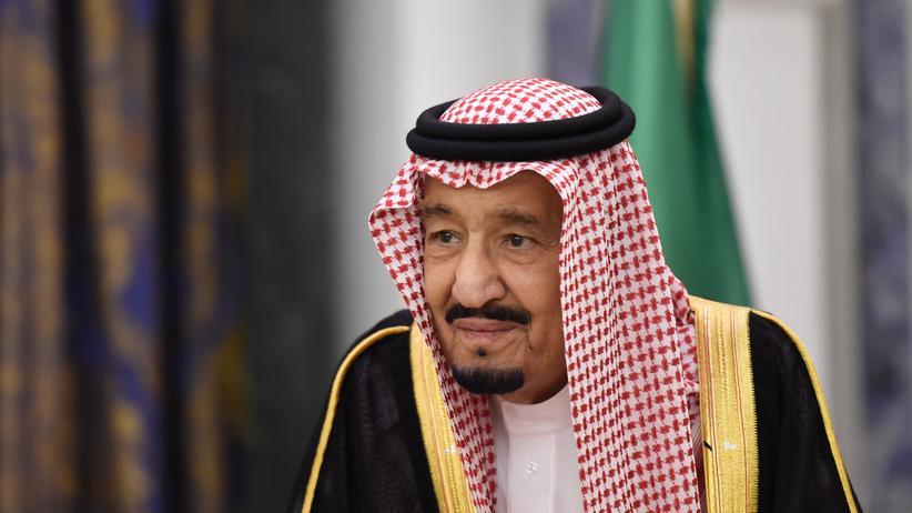 Saudi-Arabien: Saudi-Arabiens König Salman