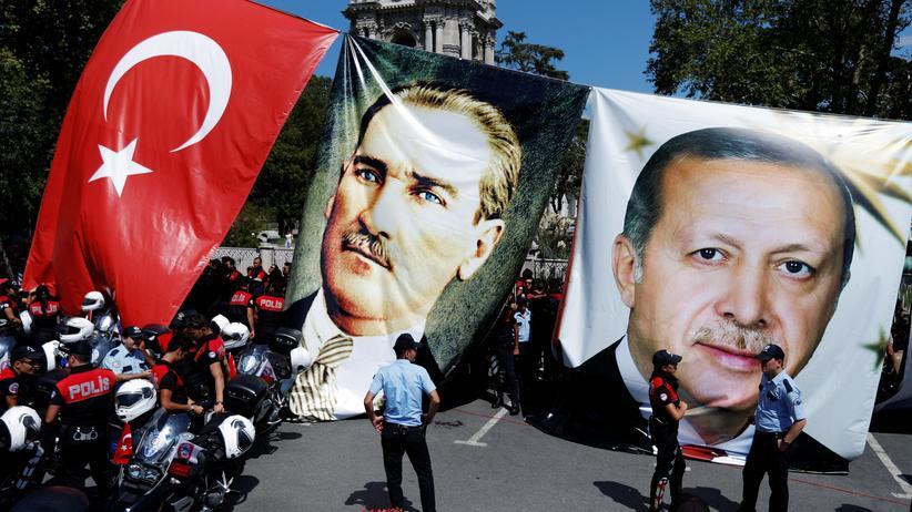 Haft in der Türkei: Deutscher wegen Präsidentenbeleidigung im Gefängnis