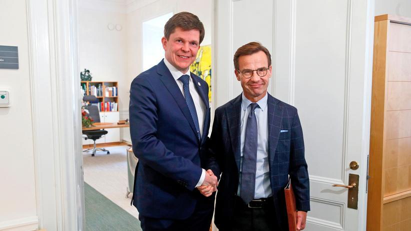 Schweden: Opposition erhält Auftrag zur Regierungsbildung