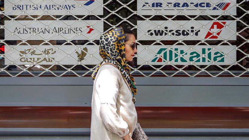 UN-Gericht: Reisebüro im Iran