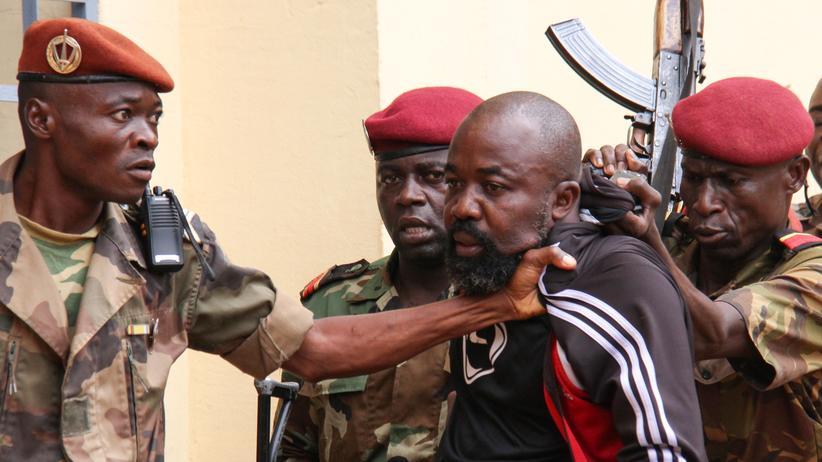 Zentralafrikanische Republik: Ehemaliger Rebellenchef nach Den Haag ausgeliefert