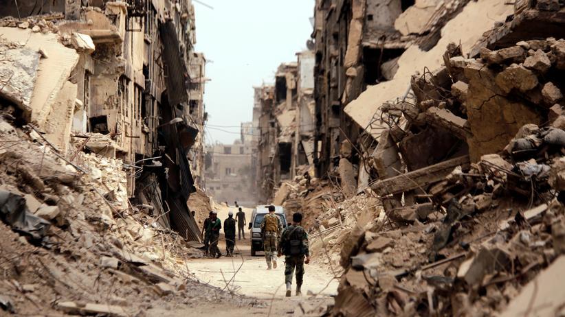 Asylpolitik: Auswärtiges Amt warnt vor Abschiebungen nach Syrien