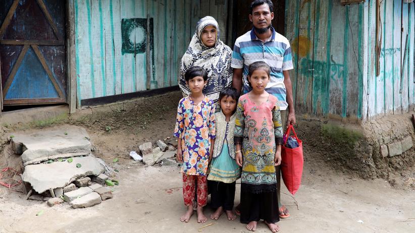 Bangladesch: Rückführung von Rohingya vorerst gescheitert