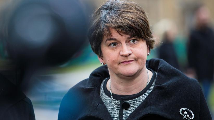 Brexit: Nordirischer Regierungspartner rückt angeblich von May ab