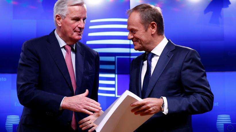 Europäische Union: Donald Tusk beruft Brexit-Sondergipfel ein