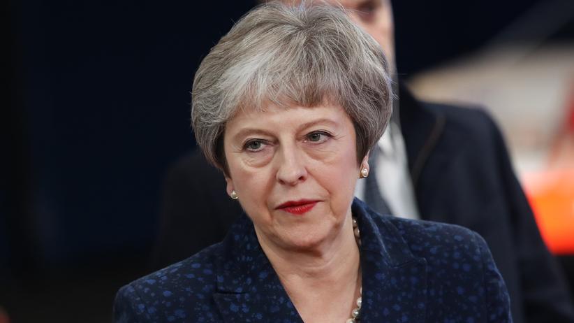 EU-Austritt: May wirbt in offenem Brief für Brexit-Einigung