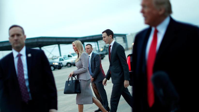 Ivanka Trump: Demokraten wollen E-Mail-Verstöße von Trumps Tochter untersuchen