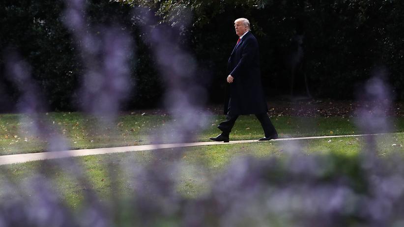 USA und Saudi-Arabien: Donald Trump sieht sich im Fall Khashoggi nicht betrogen