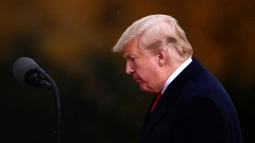 Ermittlungen gegen Donald Trump: So könnte der Präsident stürzen