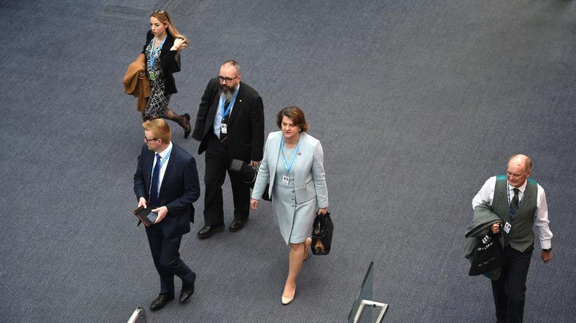 EU-Austritt: Spanien und DUP drohen mit Scheitern des Brexit-Abkommens