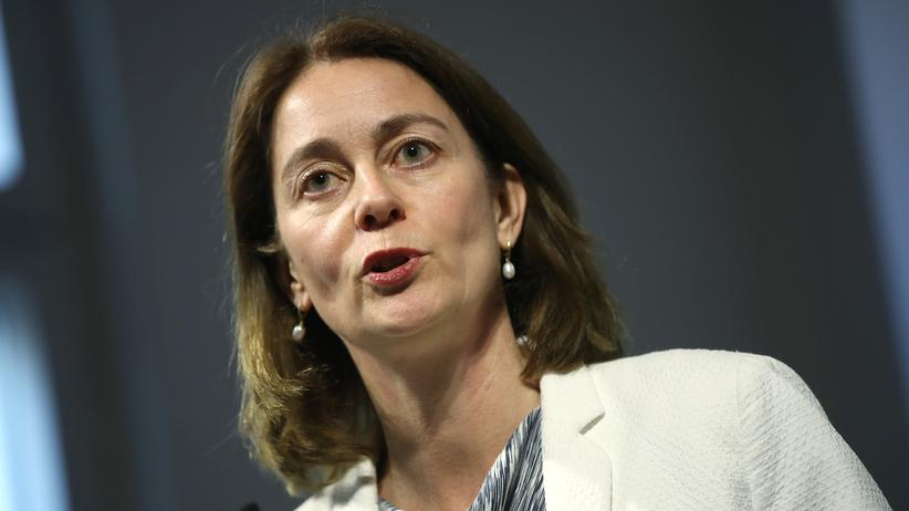 Anti-Terror-Kampf: Bundesjustizministerin Katarina Barley will, dass deutsche Strafverfolgungsbehörden mehr Fälle an die europäische Justizbehörde Eurojust übermitteln.