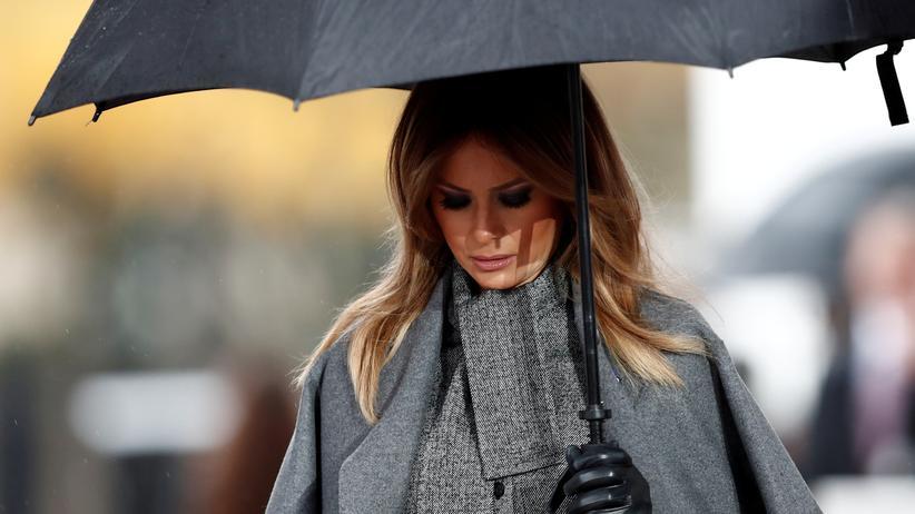 First Lady: Melania Trump fordert Entlassung von Regierungsmitarbeiterin