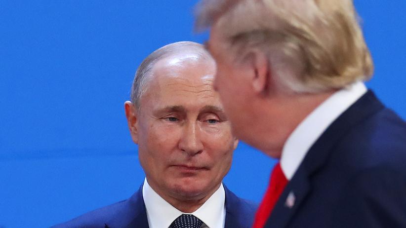 G20-Gipfel: Wladimir Putin verurteilt Sanktionen und Protektionismus