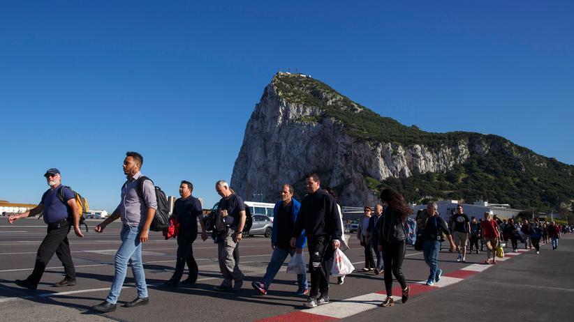 Brexit: Gibraltars Regierungschef kritisiert Spaniens Veto-Drohung