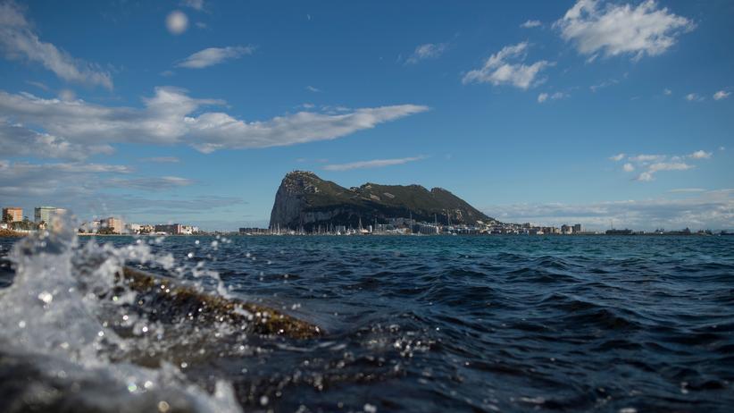 Streit um Gibraltar: Sánchez droht May mit Brexit-Veto