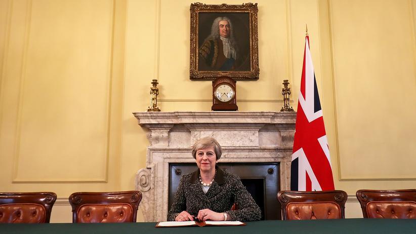 Großbritannien: Briten verkünden Durchbruch in Brexit-Gesprächen