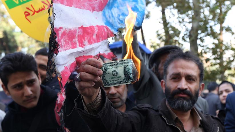 US-Sanktionen: Volle Härte gegen Iran