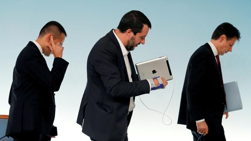Schuldenpläne: Italien hält an umstrittenem Haushalt fest
