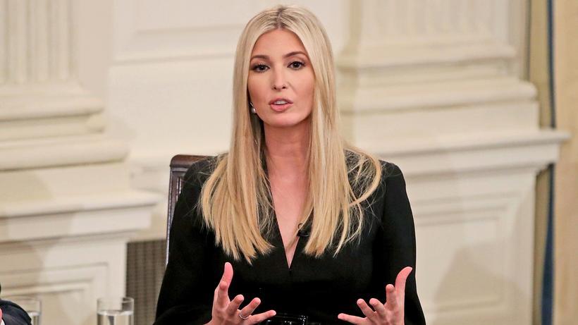 E Mail Affare Ivanka Trump Tochter Und Beraterin Des Us Prasidenten