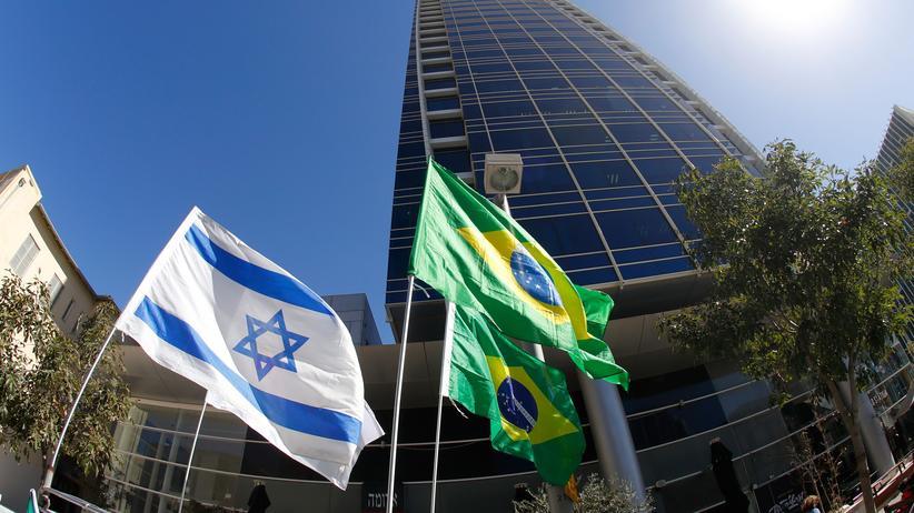 Brasilien: Jair Bolsonaro will Botschaft nach Jerusalem verlegen