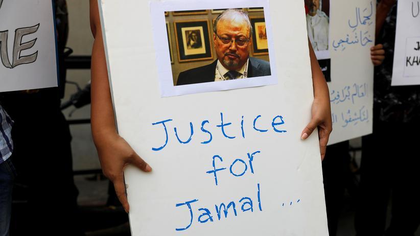 Jamal Khashoggi: Der Journalist Jamal Khashoggi ging am 2. Oktober ins saudische Konsulat in Istanbul, um Dokumente abzuholen. Seitdem wurde er nicht mehr gesehen.