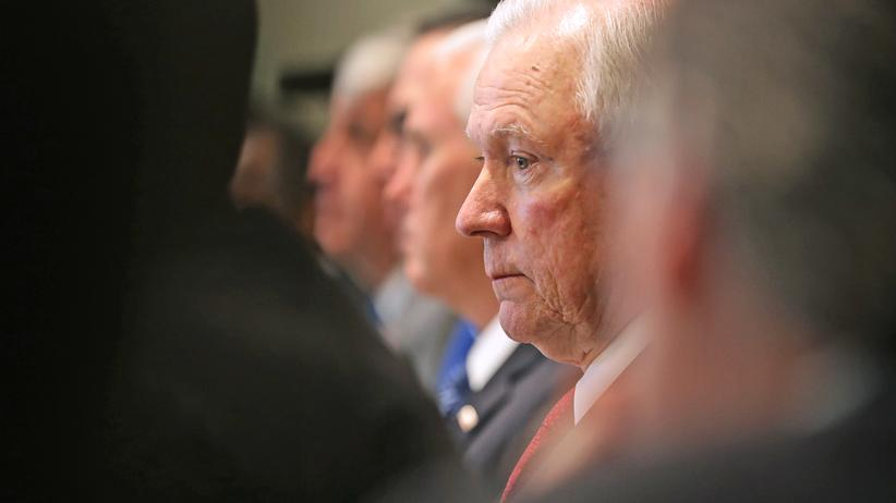 USA: Justizminister Jeff Sessions wird abgelöst