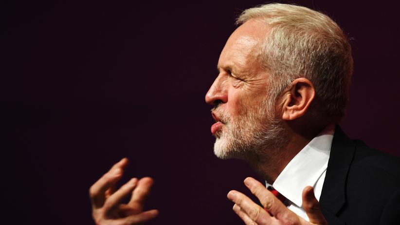 Labour-Partei: Labour-Chef und Oppositionsführer Jeremy Corbyn