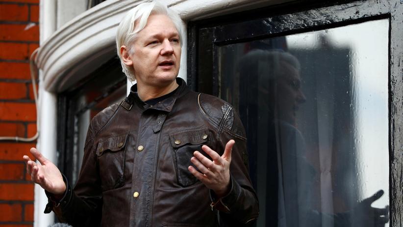 WikiLeaks-Gründer: Julian Assange in den USA offenbar angeklagt