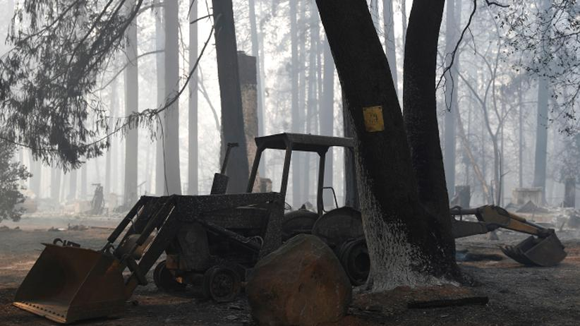 Kalifornien: Zahl der Toten steigt auf 44
