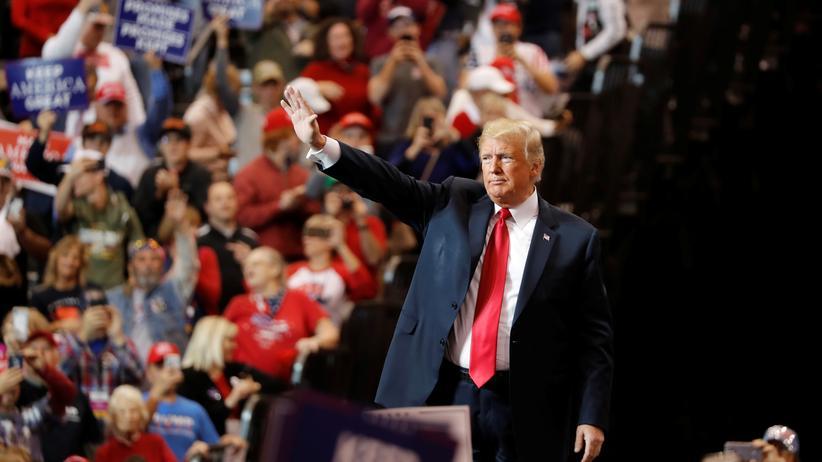 Kongresswahlen in den USA: Weiß, frustriert und stolz darauf