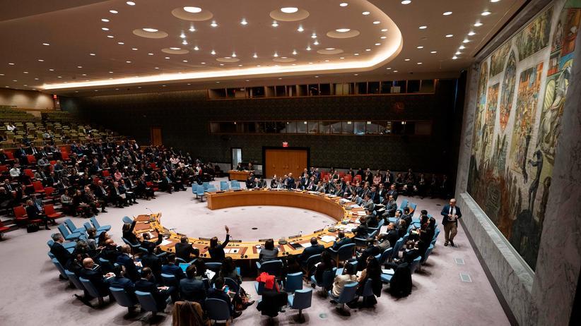 Krimkonflikt: USA werfen Russland Verletzung der ukrainischen Souveränität vor
