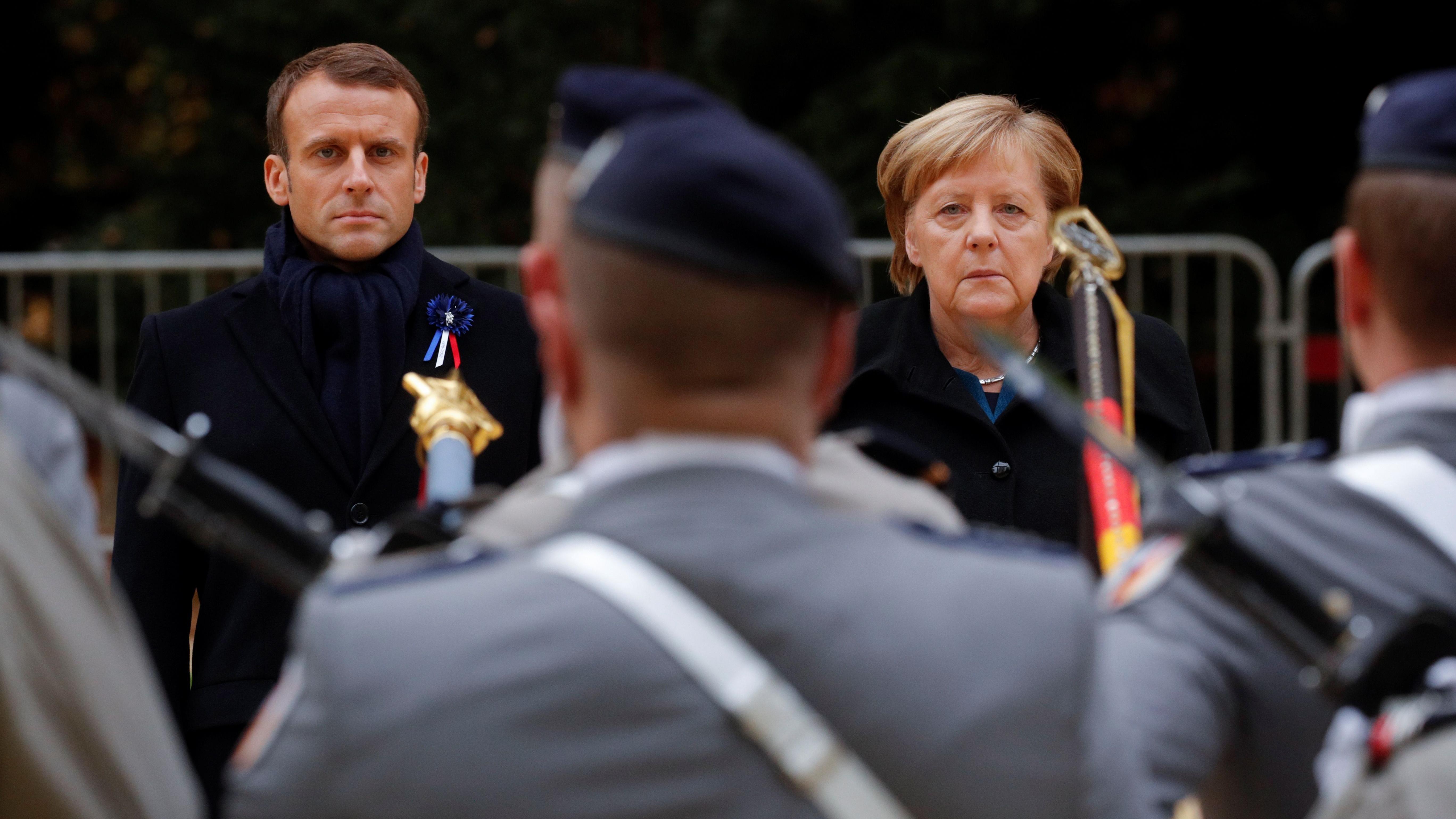 Die EU-Armee nimmt längst Gestalt an