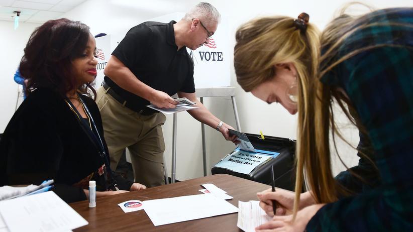 IT-Sicherheit: US-Behörden warnen vor Wahlmanipulation aus dem Ausland