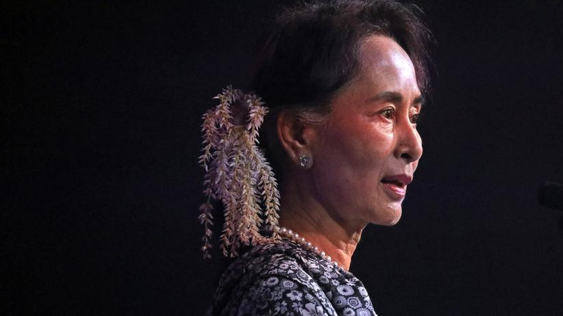 Myanmar: Amnesty International entzieht Aung San Suu Kyi Ehrentitel