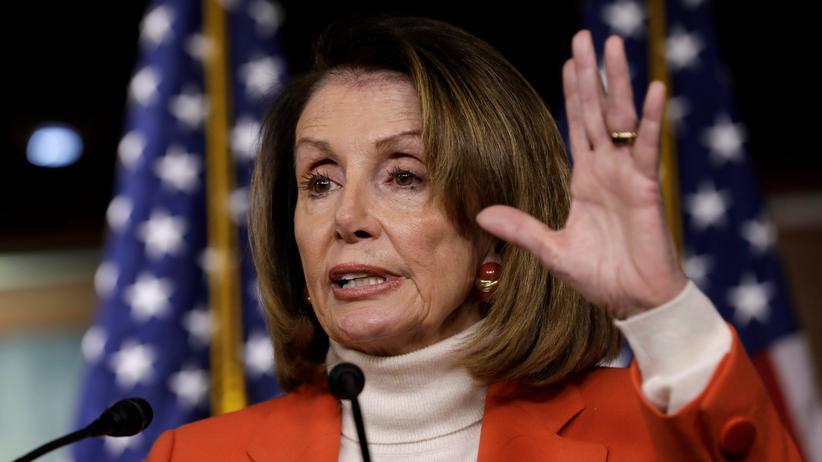 Kongress: Nancy Pelosi für Vorsitz im US-Repräsentantenhaus nominiert