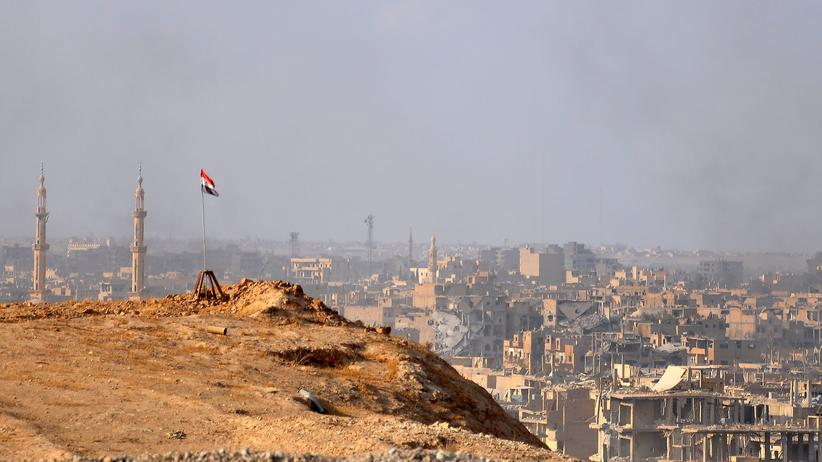 Syrien: Mindestens 43 Tote bei Luftangriffen im Osten Syriens